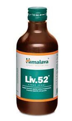 Picture of Himalaya Liv. 52 Syrup