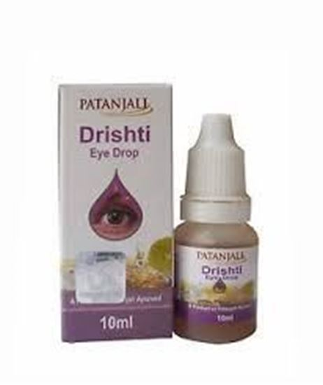 Picture of Patanjali Ayurveda Drishti Eye Drop