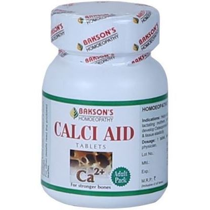 Picture of Bakson Calci Aid Tablets