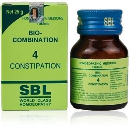 Picture of SBL Bio-Combination 4 Tablet