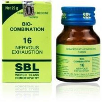 Picture of SBL Bio Combination 16