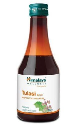 Picture of Himalaya Wellness Tulasi Respiratory Wellness Syrup