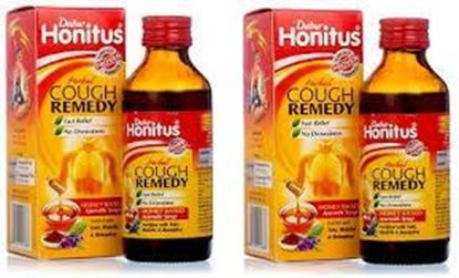Picture of Dabur Honitus Syrup Pack
