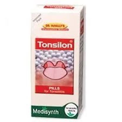 Picture of Medisynth Tonsilon Pills
