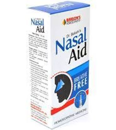Picture of Bakson Nasal Aid Spray