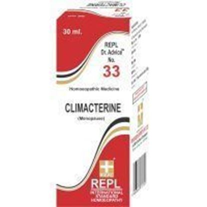 Picture of REPL Dr. Advice No 33 (Climacterine)