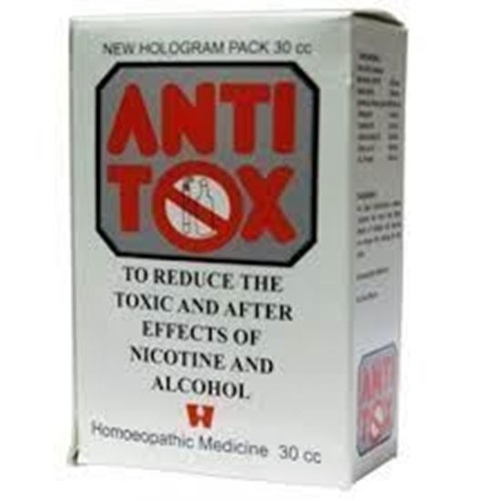 Picture of Dr. Wellmans Anti Tox Drop (30ml)