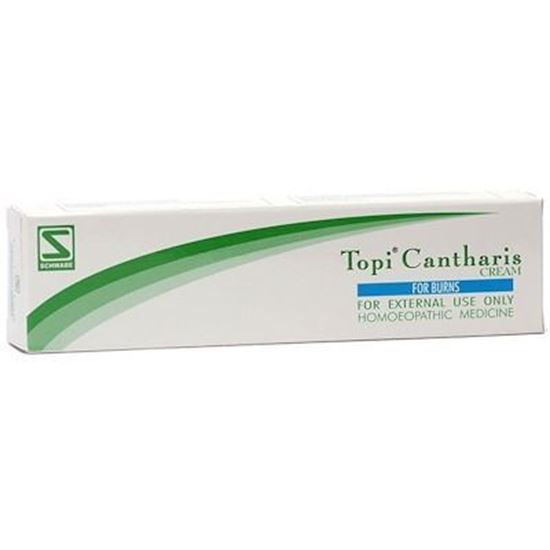 Picture of Willmar Schwabe India Topi Cantharis Cream