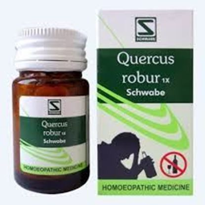 Picture of Willmar Schwabe India Quercus Robur 1X Tablets