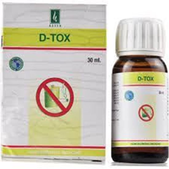 Picture of Adven D Tox Drops