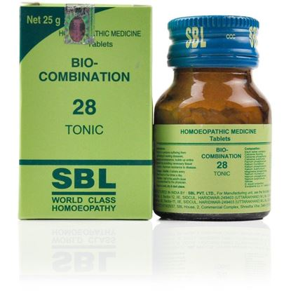 Picture of SBL Bio Combination 20