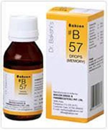 Picture of Bakson B57 Memory Drops (30ml)