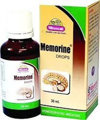 Picture of Wheezal Memorine Drops (30ml)