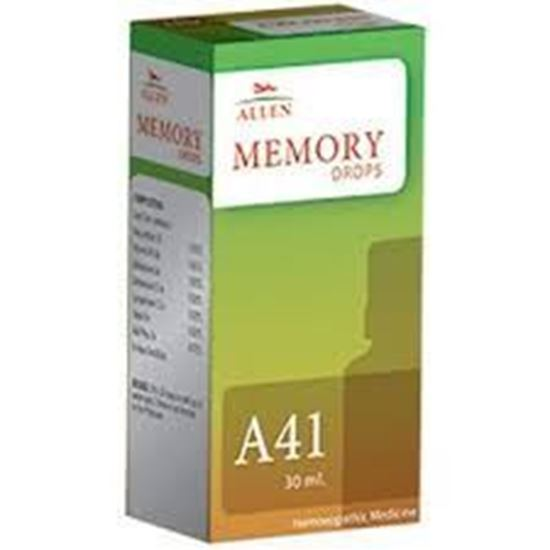 Picture of Allen A41 Memory Drops (30ml)