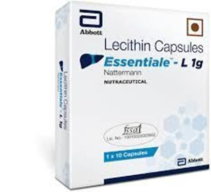 Picture of Essentiale-L 1g Capsule