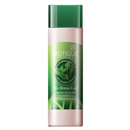 Picture of Biotique Bio Henna Leaf Shampoo & Conditioner (120ml)