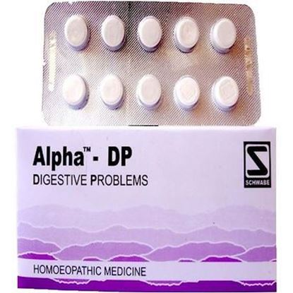 Picture of Willmar Schwabe India Alpha DP (Digestive Problems)