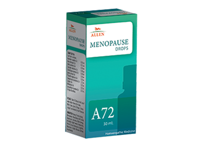 Picture of Allen A72 Menopause Drops (30ml)