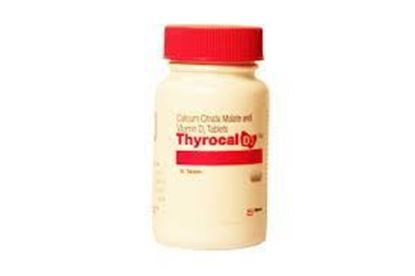 Picture of Thyrocal D3 Tablet