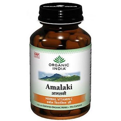 Picture of Organic India Amalaki Capsules