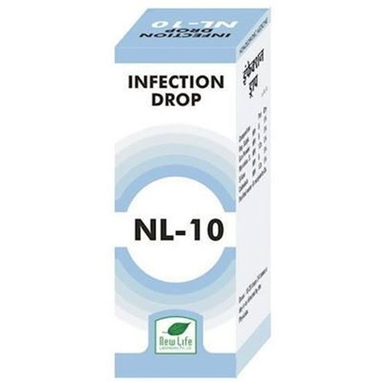 Picture of New Life NL-10 (Infection Drops)