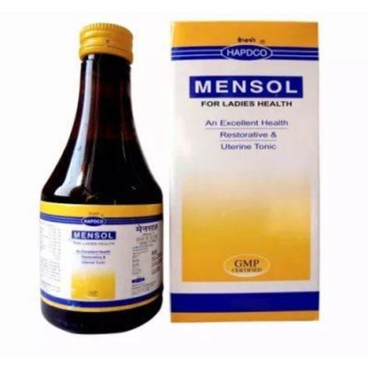Picture of Hapdco Mensol Syrup (120ml)