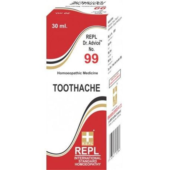 Picture of REPL Dr. Advice No 99 (Toothache)