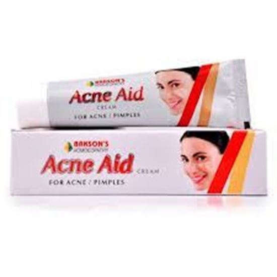 Picture of Bakson Acne Aid Cream