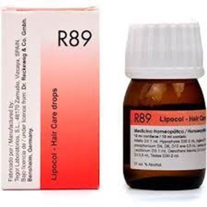 Picture of Dr. Reckeweg R89 (Lipocol) (30ml)