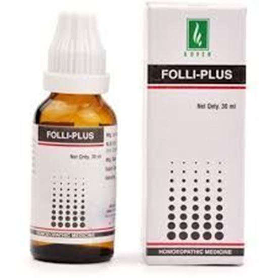 Picture of Adven Folli Plus Drops (Internal) (30ml)