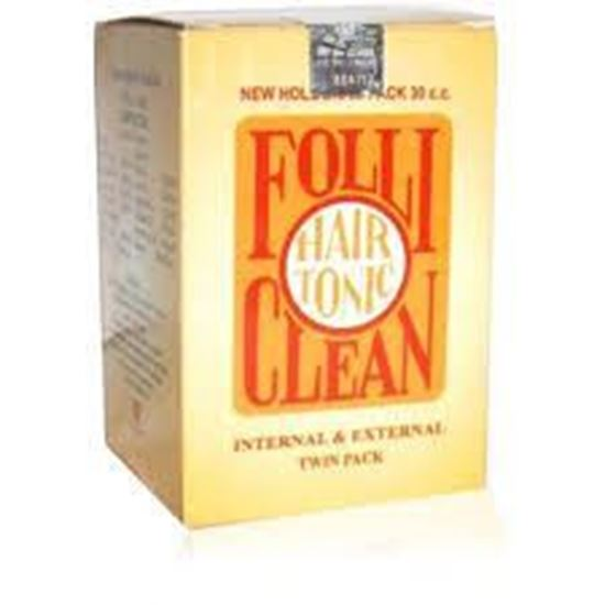 Picture of Dr. Wellmans Folli Clean Hair Tonic (60ml)
