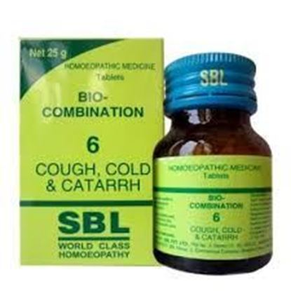 Picture of SBL Bio Combination 6