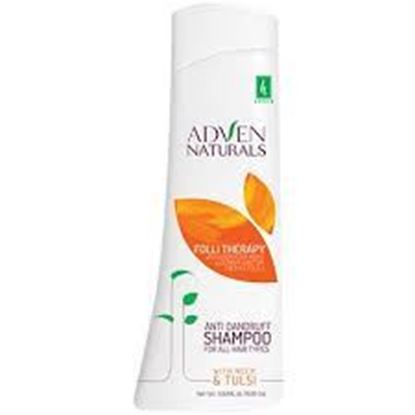 Picture of Adven Folli Therapy Anti Dandruff Shampoo (200ml)