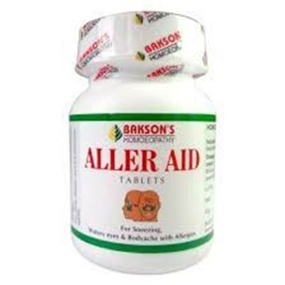 Picture of Bakson Aller Aid Tablets