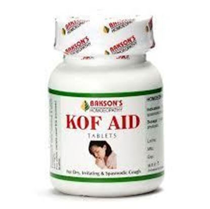 Picture of Bakson Kof Aid Tablets
