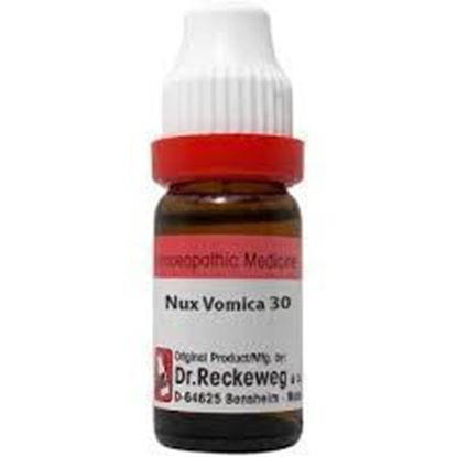 Picture of Dr. Reckeweg Nux Vomica Dilution 30 CH