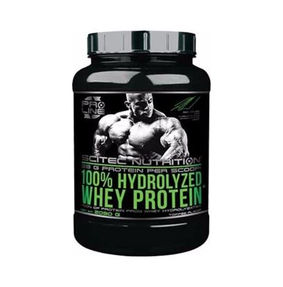 Picture of Scitec Nutrition 100% Hydrolyzed Whey Protein Chocolate Toffee