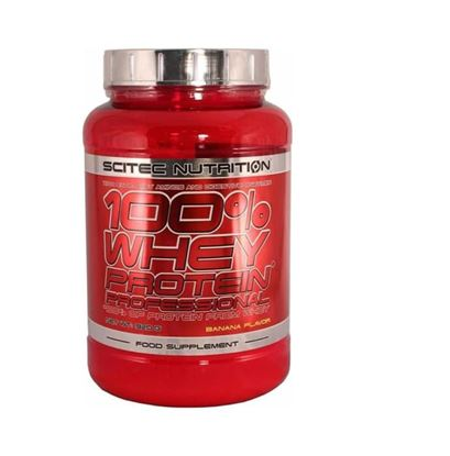 Picture of Scitec Nutrition 100% Whey Protein Professional Banana