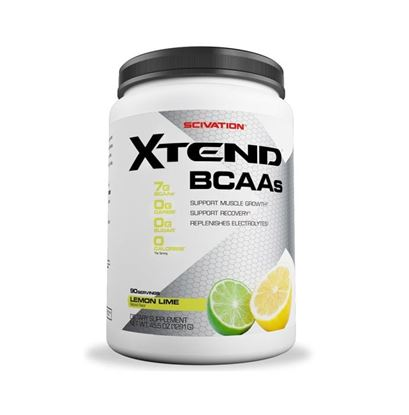 Picture of Scivation Xtend BCAA Powder Lemon and Lime