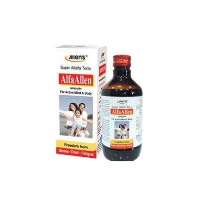 Picture of Allen Healthcare Alfa Allen Tonic