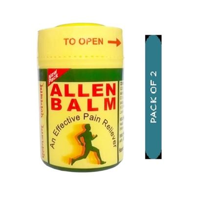 Picture of Allen Healthcare Allen Balm Pack of 2