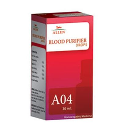 Picture of Allen A04 Blood Purifier Drop