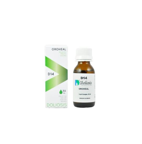 Picture of Doliosis D14 Oroheal Drop