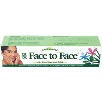 Picture of Face to Face Cream