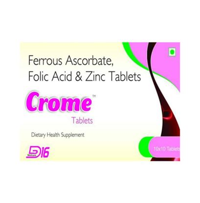 Picture of Crome Tablet