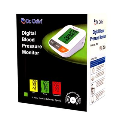 Picture of Dr Odin B12 Fully Automatic Digital Blood Pressure Monitor
