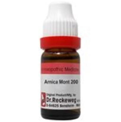 Picture of Dr. Reckeweg Arnica Mont Dilution 200 CH