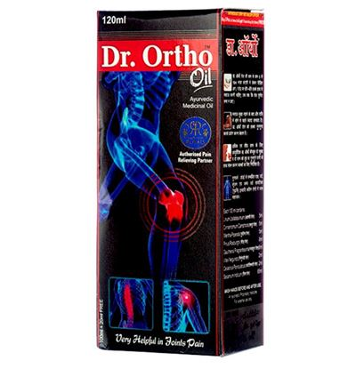 Picture of Dr Ortho Oil