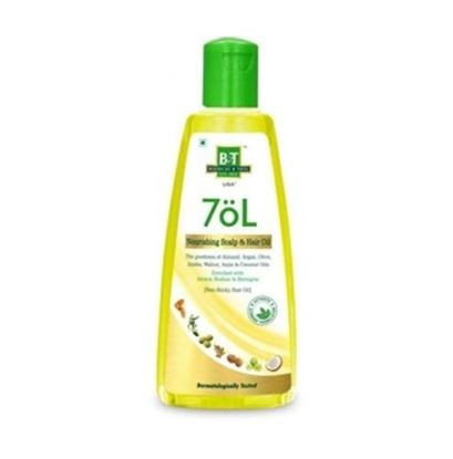 Picture of Boericke & Tafel 7OL Nourishing Scalp & Hair Oil