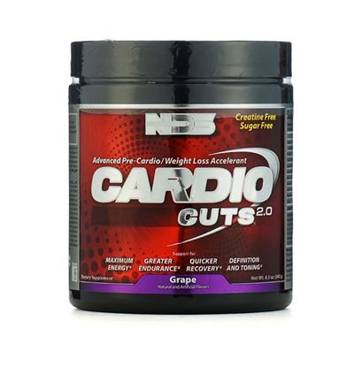 Picture of GNC (NDS) Cardio Cuts Powder Grape